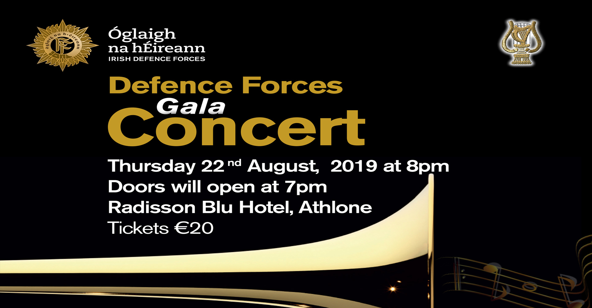 Defence Forces Gala Concert