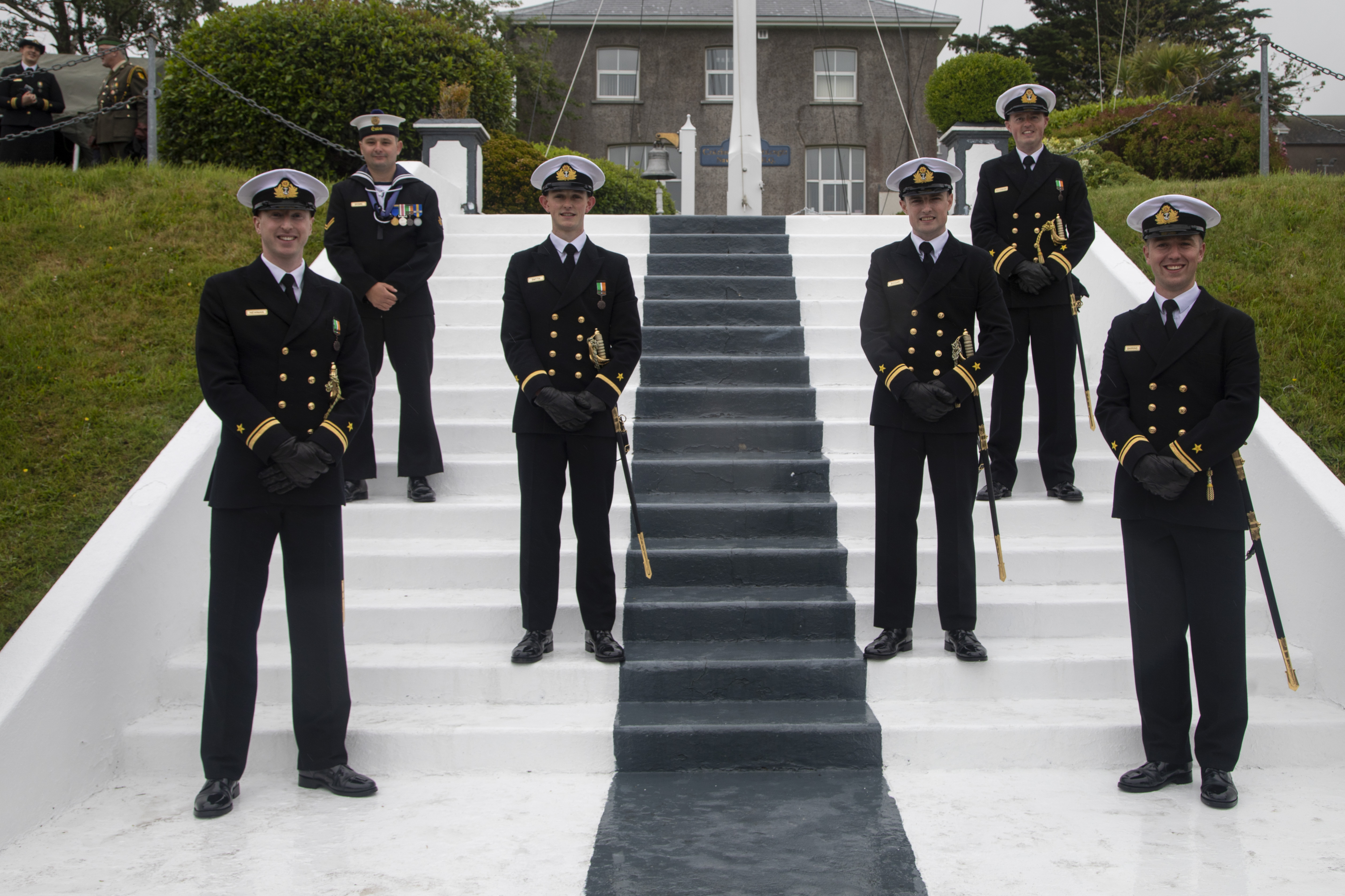 Naval Service Officer Commissioning