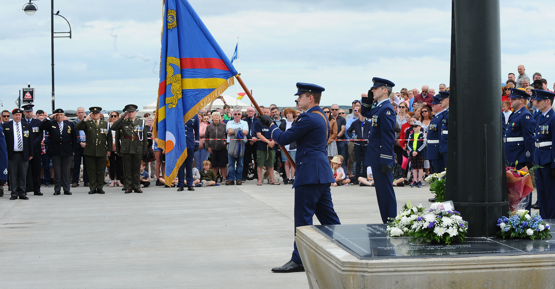 Air Corps commemorates 111 accident